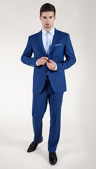 Kostiumas Vito 4040 mėlynas