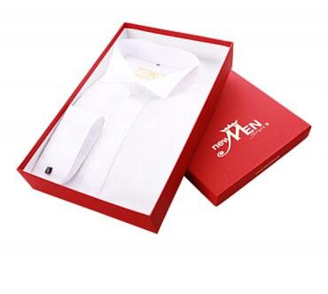 Marškiniai balti su juoda sage